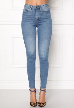 VERO MODA Sophia HW Skinny Jeans Light Blue Denim Bubbleroom.se