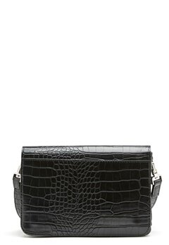OBJECT Ivy PU Crossover Bag Black Bubbleroom.se