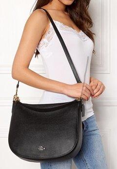 COACH Chelsey Leather Bag LIBLK Black Bubbleroom.se