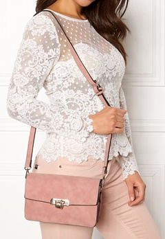 Pieces Ivanka Crossbody Bag Brick Dust Bubbleroom.fi