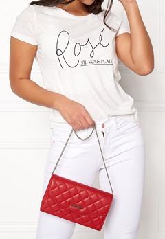 Love Moschino Small Bag 500 Red Bubbleroom.se