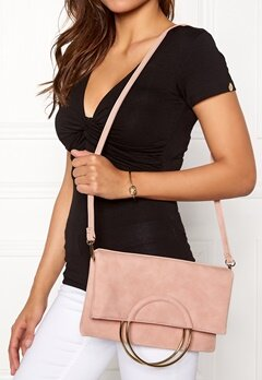 Pieces Allison Cross Body Rose Tan Bubbleroom.fi