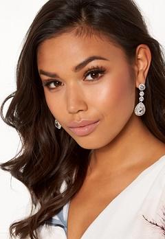 WOS Queen Bling Earrings Vit Bubbleroom.se