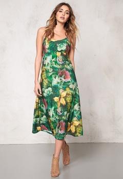 77thFLEA Americana Dress Multi / Floral Bubbleroom.eu