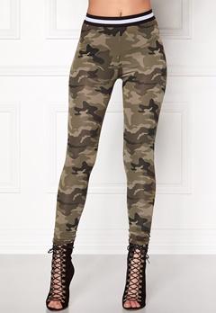 77thFLEA Leonore camo leggings Camouflage Bubbleroom.se