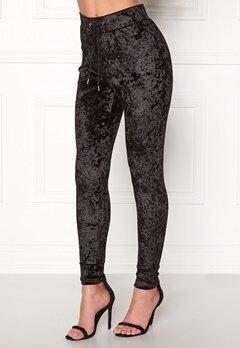 77thFLEA Lori Slim Sweatpants Black Bubbleroom.se