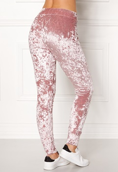 77thFLEA Lori Slim Sweatpants Dusty pink Bubbleroom.eu