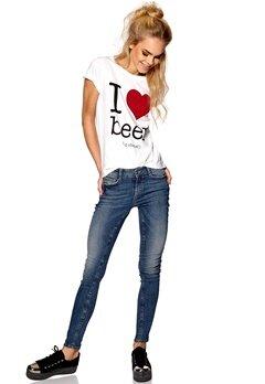 77thFLEA Malmo T-skjorte Hvit / Svart / Tekst Bubbleroom.no