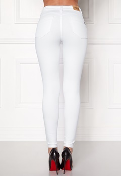 77thFLEA Miranda Push-up jeans White Bubbleroom.fi