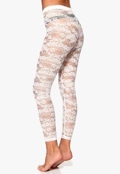77thFLEA n.e.e.d.s Leonore lace leggings White Bubbleroom.se