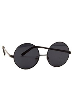 77thFLEA Roundie sunglasses Black Bubbleroom.fi
