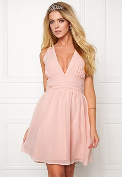 77thFLEA Santorini dress Light pink Bubbleroom.se
