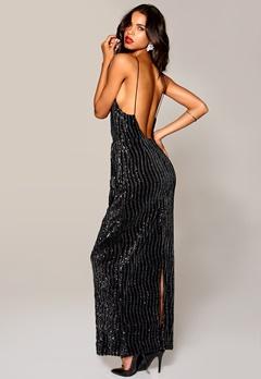 Make Way Dree Dress Black Bubbleroom.no
