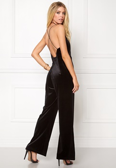 AÉRYNE Clara Jumpsuit Black Bubbleroom.no