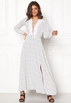 AÉRYNE Imma Dress Offwhite Bubbleroom.se