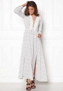 AÉRYNE Imma Dress Offwhite Bubbleroom.fi