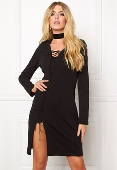 AÉRYNE Nell Dress Black Bubbleroom.se