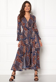 AÉRYNE Pear Dress Orient Print Bubbleroom.se