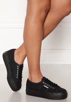 Superga Acotw Linea Sneakers Black Bubbleroom.eu