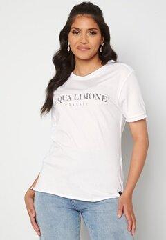 Acqua Limone T-shirt Classic White bubbleroom.se