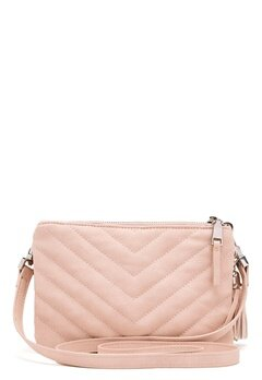 OBJECT Adelle PU Quilted Bag Hushed Violet Bubbleroom.se