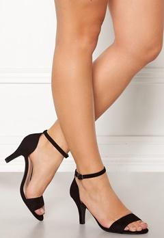 Bianco Adore Basic Sandal 101 Black Bubbleroom.se