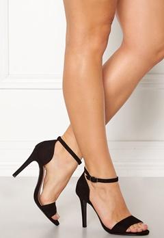 Bianco Aja Basic Sandal 101 Black bubbleroom.se