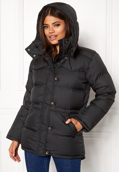 Boomerang Alexandra Down Jacket Blackish Navy Bubbleroom.eu