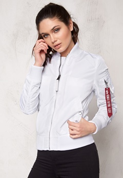 Alpha Industries MA-1 TT Off white Bubbleroom.fi