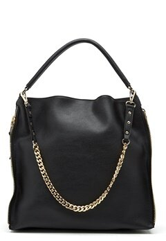 New Look Amelia Chain Strap Hobo Black Bubbleroom.no