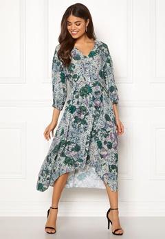 DAGMAR Amelia Dress Flower Print Bubbleroom.se