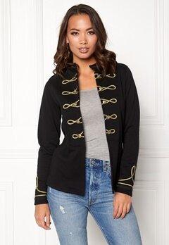 ONLY Anette L/S Jacket Black Bubbleroom.se