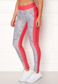 Under Armour Armour Printed Legging Tourmaline Teal Bubbleroom.se