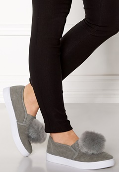 Truffle Arya Shoe 168 Grey Bubbleroom.se
