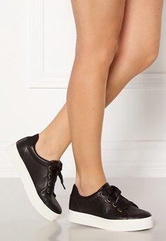 GANT Avona Leather Sneaker G00 Black Bubbleroom.se