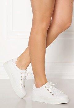GANT Avona Leather Sneaker G290 Bright White Bubbleroom.se