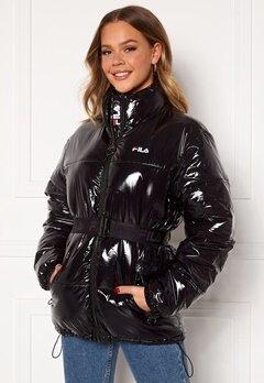 FILA Avventura Puffed Jacket 002 Black Bubbleroom.se