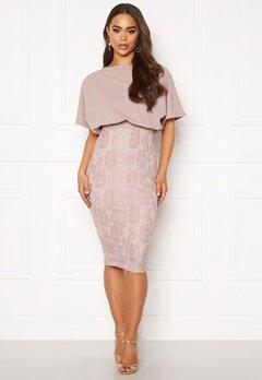 AX Paris 2 in 1 Lace Skirt Dress Mushroom Bubbleroom.se