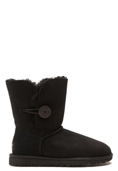 UGG Australia Bailey Button Black Bubbleroom.se