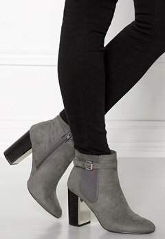 New Look Bambam Metal Heel Grey Bubbleroom.se