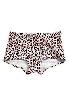 BEACHWAVE Bikinitrosa Leopard Bubbleroom.se