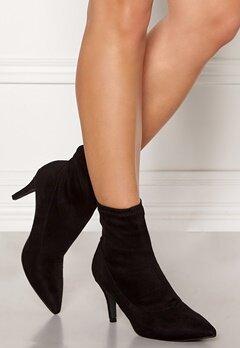 New Look Beanie Sock Kitten Boots Black Bubbleroom.se