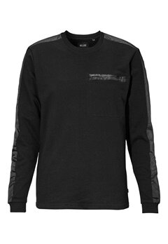 ONLY & SONS Beckham crew neck Black Bubbleroom.se