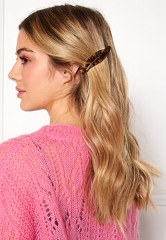 Becksøndergaard Jen Hairclip 149 Brownish Bubbleroom.se