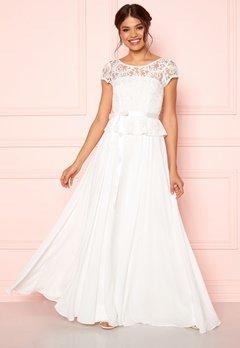 Ida Sjöstedt Belinda Wedding Dress Ivory Bubbleroom.se