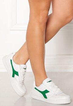Diadora B.Elite Original Shoes White/Jelly Bean Bubbleroom.se