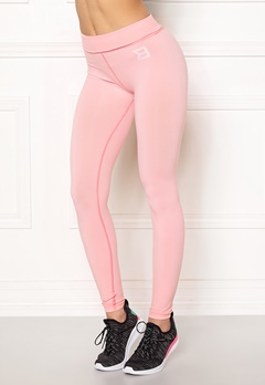 Better Bodies Rockaway Tights Pale Pink Bubbleroom.se