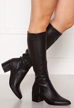 Bianco Abbie Long Boot 100 Black Bubbleroom.se