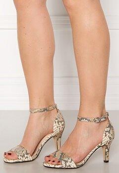 Bianco Adore Basic Sandal 610 Snake Bubbleroom.se