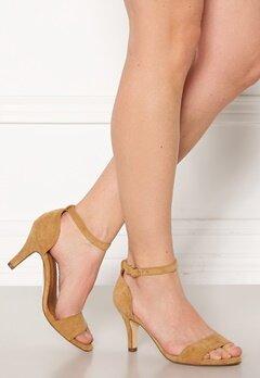 Bianco Adore Basic Sandal Camel Bubbleroom.se
